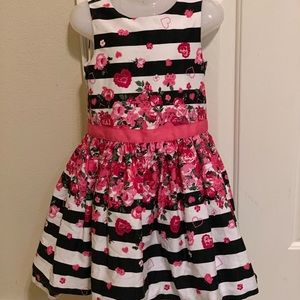 ISSAC MIZRAHI toddler girl dress size 6
